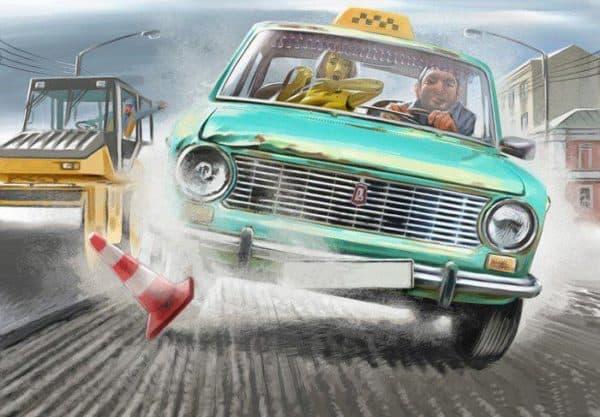 осаго такси