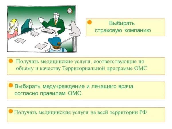 полис омс какую страховую компанию выбрать